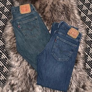 👖 2 for 1 Special Levi's Jeans $30 👖